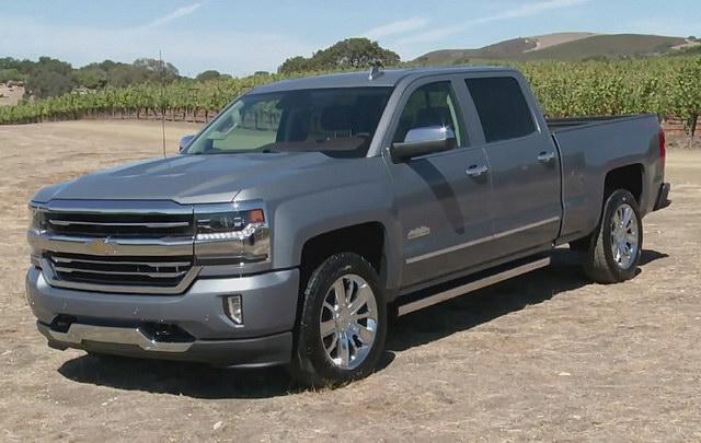 Test: Chevrolet Silverado 1500