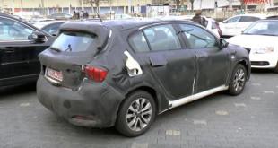 Fiat Tipo hečbek snimljen u Nemačkoj