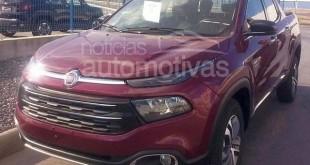 Nove slike Fiat Toro pikapa