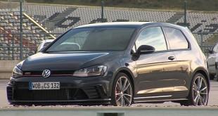 Volkswagen Golf GTI Clubsport na stazi Algarve [Video]