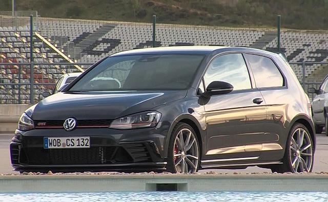 Volkswagen Golf GTI Clubsport na stazi Algarve