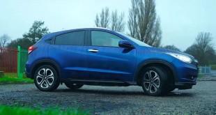 Test:HondaHR V