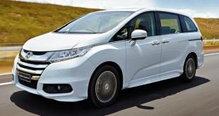 Honda Odyssey Hybrid stiže u Tokio