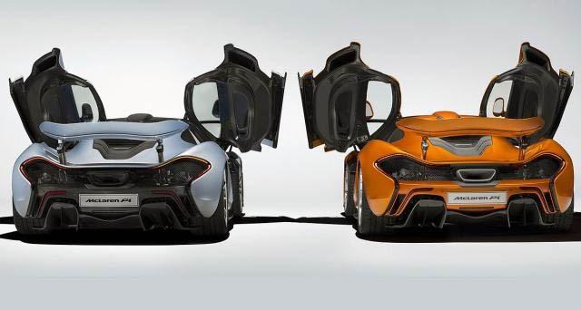 Poslednji McLaren P1 sišao sa proizvodne trake