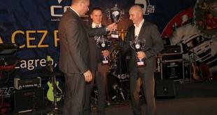 Milovan Vesnić zvanično najbolji automobilista centralne Evrope