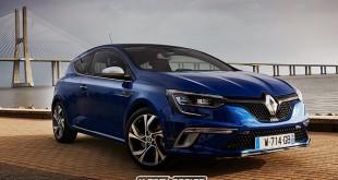 Mogući izlged Renault Megane GT