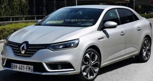 Renault Megane limuzina stiže sledeće godine