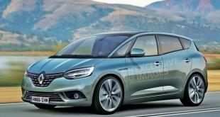Novi Renault Scenic stiže u Ženevu