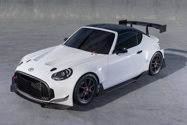 Toyota S-FR trkački koncept u Tokiju sledećeg meseca