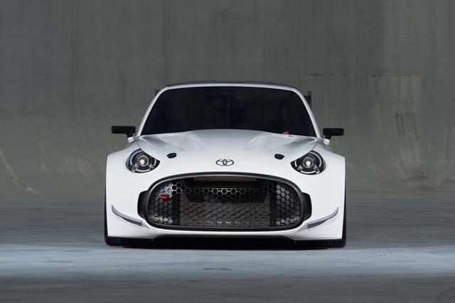 Toyota S-FR iz svih uglova