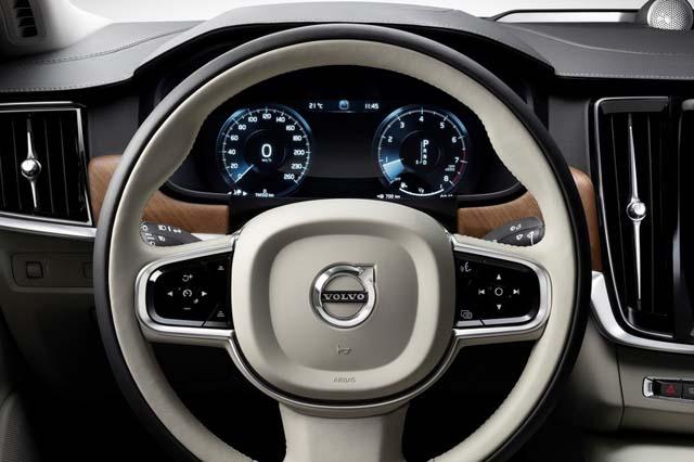 Volvo S90 iz svakog ugla