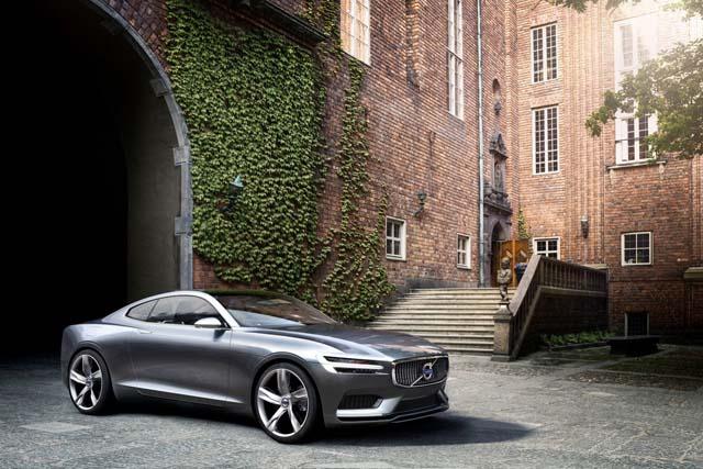 Volvo S90 kupe u budućnosti?