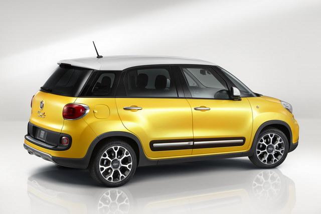 Fiat 500L će se izvoziti u Kazahstan?