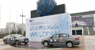 Fiat Tipo predstavljen u Srbiji i zvanično je vozilo EP u Vaterpolu