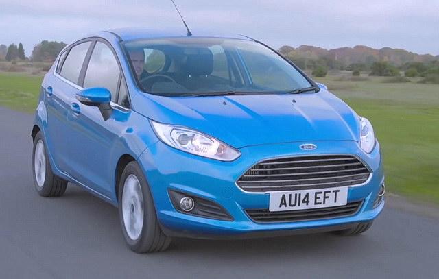 Test: Ford Fiesta 2016