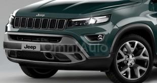 Da li je ovo izgled novog Jeep Compass ili Patriot modela?