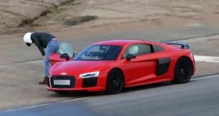Kris Evans ima mučninu od brze vožnje?