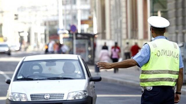 policija radarska kontrola jan