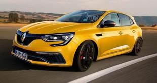 Renault Megane RS bi mogao da izgleda ovako