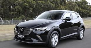 MazdaCX usekundi