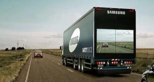 Providni kamion za sigurno preticanje