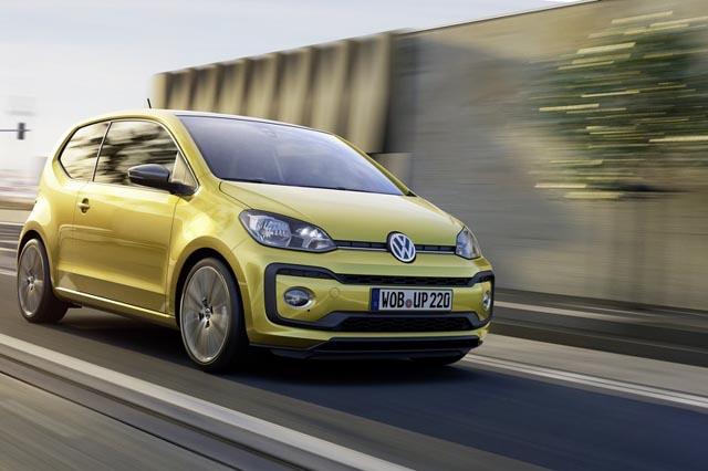 Volkswagen Up! u 14 fotografija