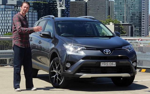 Top 5 razloga da kupite Toyota RAV4