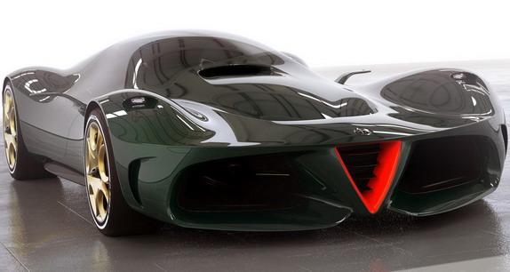Alfa GTL Series Evo-2