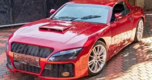 afrikanac napravio sportski auto