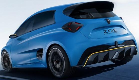 Renault ZOE e-Sport-2