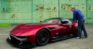 Aston Martin Vulcan Jeremy Clarkson
