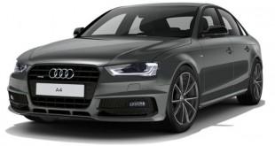 Audi A Black Edition