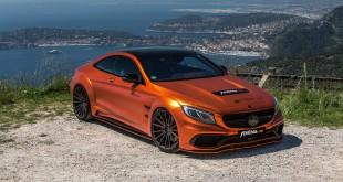 Fostla Mercedes AMG S Coupe