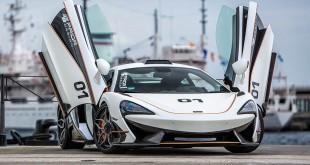 Prior McLaren S