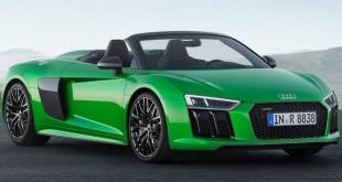 Audi R V Spyder