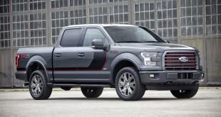 Ford F hybrid