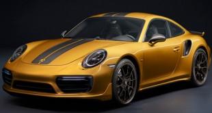 Porsche  TurboS Exclusive
