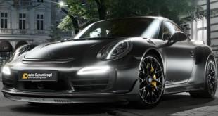 Porsche  turboS Dark Knight