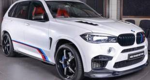 BMW Abu Dhabi BMW X M