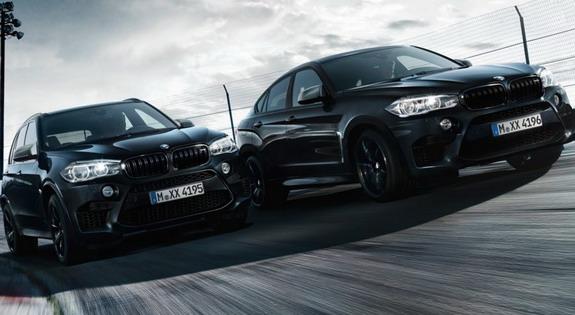BMW-X5-X6-Black-Fire-Edition-1