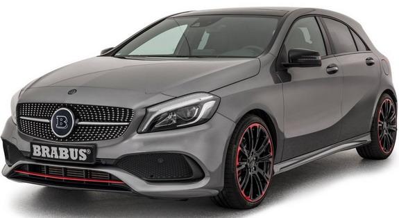 Brabus-Mercedes-A-1