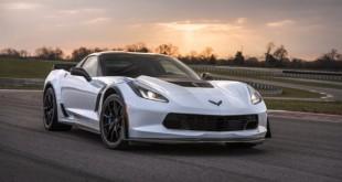 Chevrolet Corvette dodatne opcije