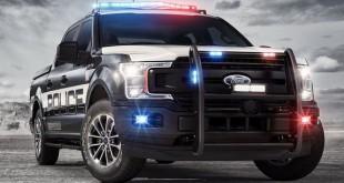 Ford F  Police Responder