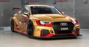 Jubilarni stoti Audi RS LMS