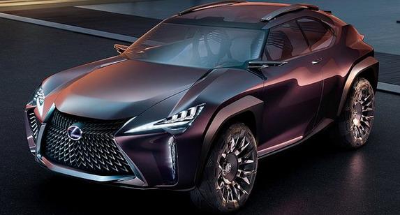 Lexus-RX-UX-1