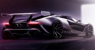 McLaren P