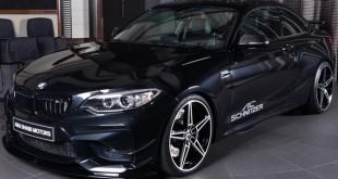 Sapphire Black BMW M Schnitzer