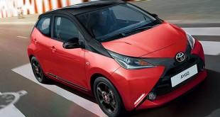 Toyota Aygo X cite
