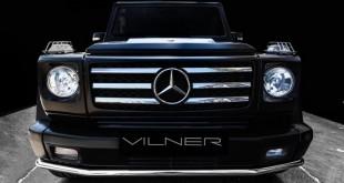Vilner Mercedes G AMG