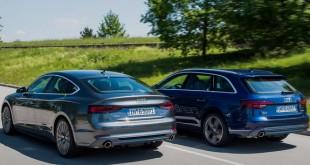 Audi A Avant A Sportback G tron